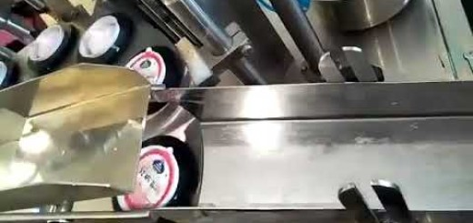 Ice Cream Cup  filling machine,  Ice Cream Cone Filling Machine