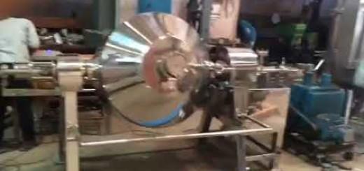 Rotocone Vacuum Dryer , RCVD 300Ltr