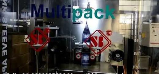Automatic Sleeve Label Shrinking machine for Pot shape Jar/bottle