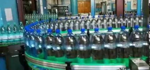 BOPP Labeling machine , OPP labeler, Hot Melt glue labeling machine, Roll feed bopp bottle labeler