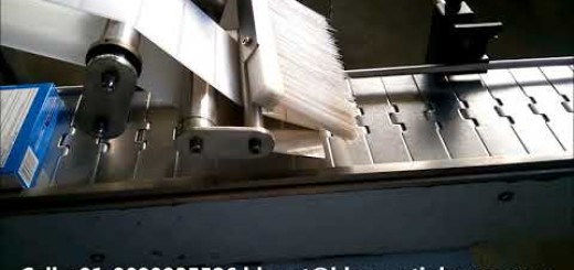 Top labelling Applicator for small boxes – Demo Purpose only