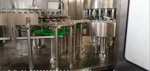 Drinking Water Packing Machine , Packaged Drinking Water Filling Machine