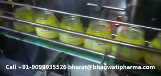 Hot Ghee Filling Machine, Fully Automatic Filling Machine