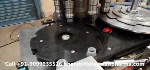 Multi Head Pick And Place Rotary Screw Capping Machine
